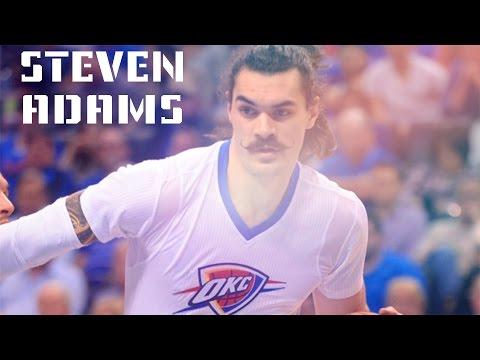 NBA|The Kiwi Monster| Steven Adams mix!