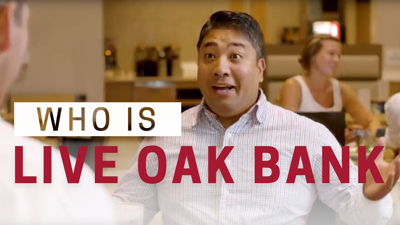 Live Oak Bank | Small Business Loans, Personal Banking & More