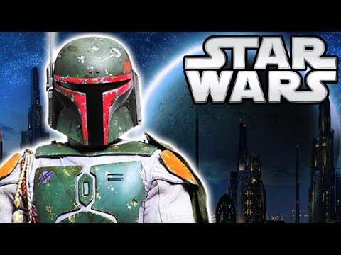 NEW BOBA FETT Movie News! - Star Wars Explained