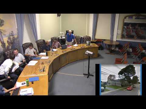 City of Plattsburgh, NY Meeting  8-26-19