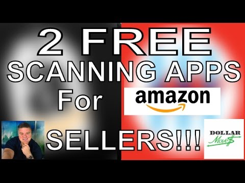 Two FREE Product Scouting (Barcode Scanning/Sourcing) Apps Every Amazon FBA Seller Should Own!