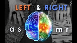 [ASMR] Whispered Binaural Balancing TAROT Meditation for Left & Right Hemisphere