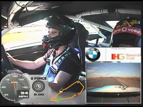 BMW M4 - Bedford Autodrome