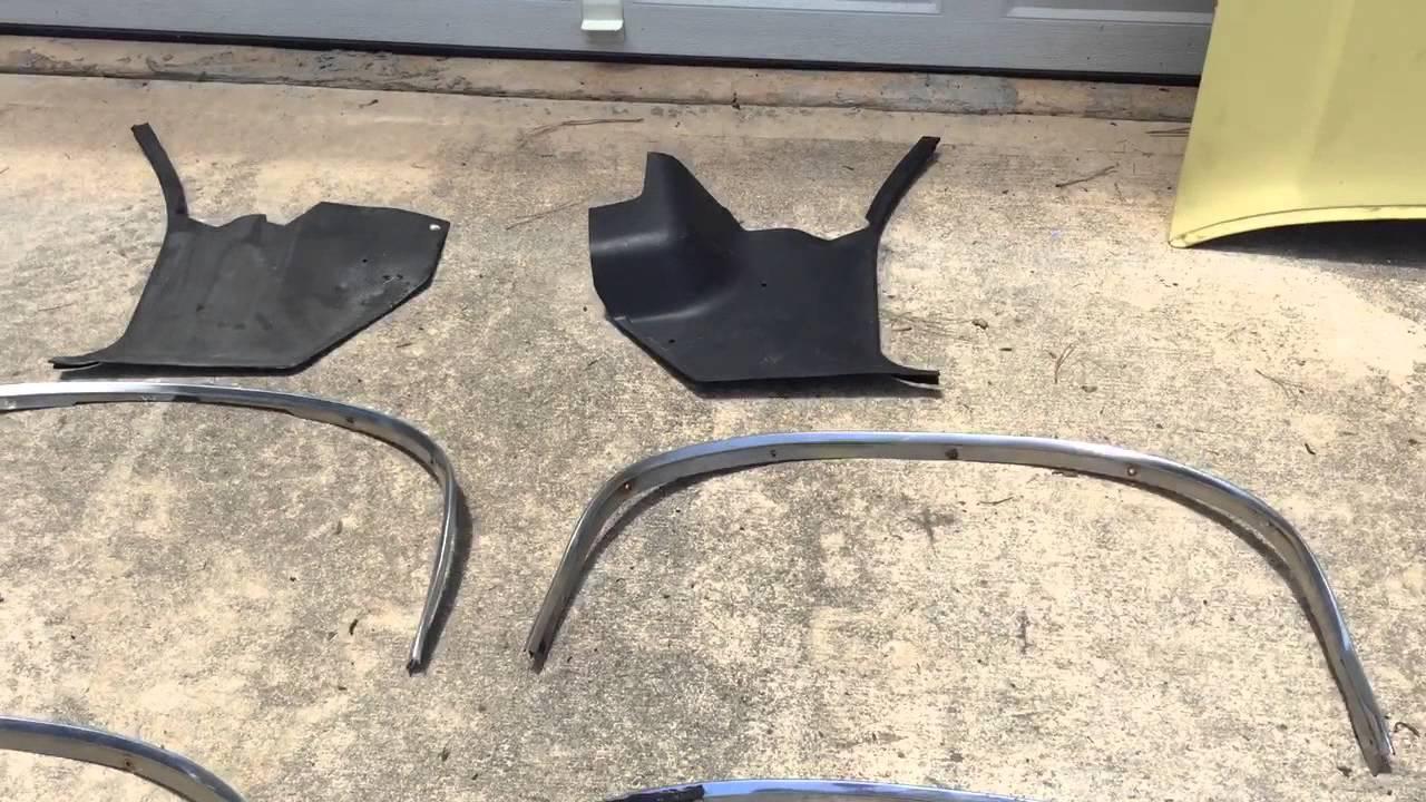1972 & 1971 Cutlass Parts For Sale