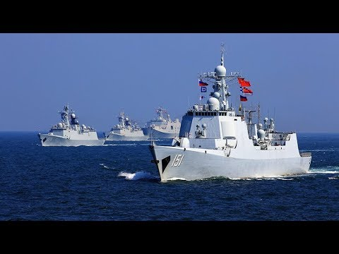 China and Russia demonstrate military might on North Korea border