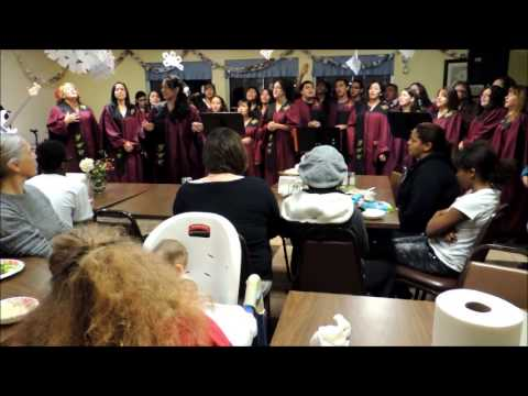 I Am What You See- Grace Worship Center Choir