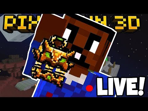 LIVE! - PIXEL GUN 3D w/Subscribers! - COME JOIN!!