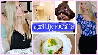 My Morning Routine ☀ Fall Weekend Edition Thumbnail