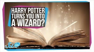 How Harry Potter Turns You Into A Wizard