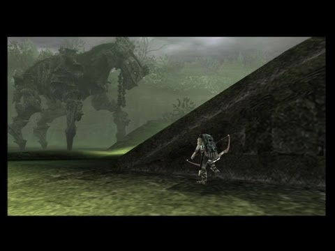 Shadow Of The Colossus – Forth Colossus – Part 6