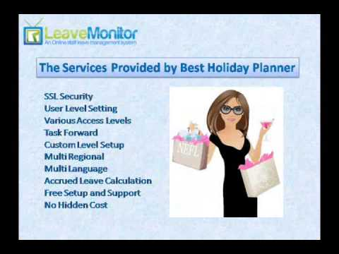 Leave Tracking System, Vacation Tracking Software, Staff Holiday ...