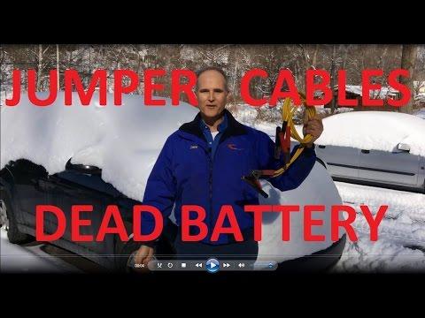 Jump Start Dead Battery