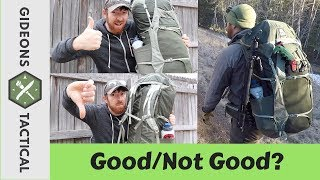 Good/Not Good? Granite Gear Crown2 60