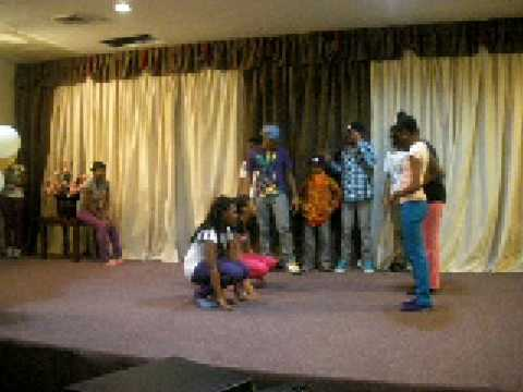 """Mary Mary-""""Get Up""""-Nu' 3ra Dance Crew"""