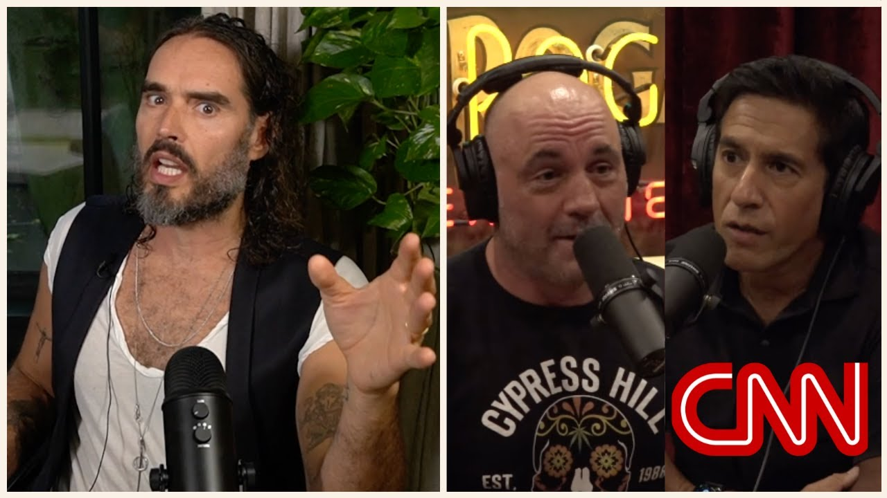 """Download """"They Outright LIED!!!"""" Joe Rogan EXPOSES CNN & Don Lemon's Rebuttal"""