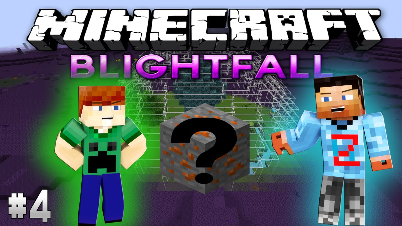 Minecraft Blightfall 4 Where The Hell Is The Copper Ore At
