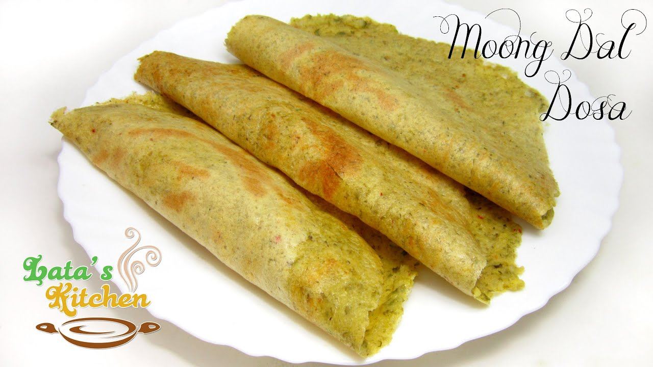 Moong dal dosa recipe indian vegetarian recipe video in hindi moong dal dosa recipe indian vegetarian recipe video in hindi latas kitchen youtube forumfinder Image collections