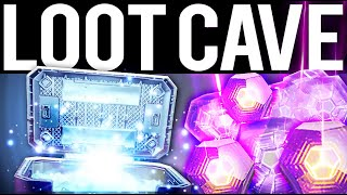LOOT CAVE 2.0 HURRY BEFORE ITS GONE! - Destiny 2