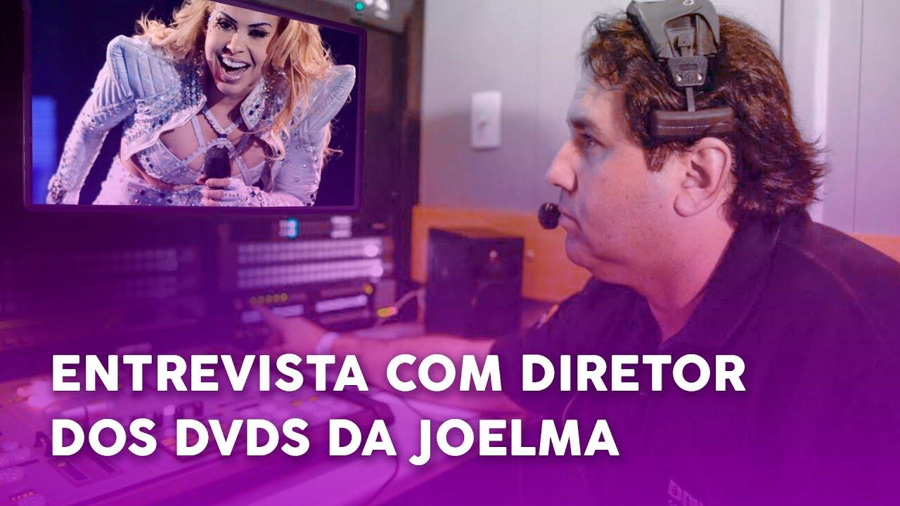 Entrevista sobre os DVDs Joelma 25 Anos/Avante e Companhia do Calypso na Globo/Faustão • Baú Calypso