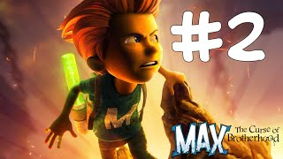 Yenİ Çilgin gÜÇler! - max the curse of brotherhood - part 2(türkçe gameplay) hd