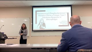 Dr. Alicia Wooten's Ph.D. Defense