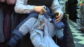 видео Как выбрать детскую одежду?