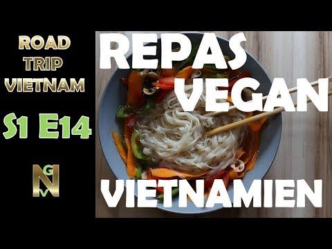 ROAD TRIP VIETNAM S1E14 : CAT BA DIRECTION HANOI / REPAS VEGAN / SOUPE PHO