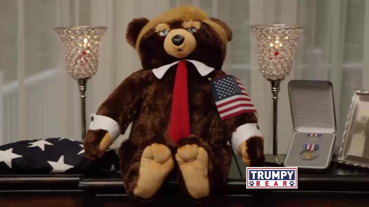 Get trumpy bear