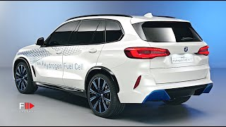 BMW i HYDROGEN NEXT Fuel Cell powertrain from 2022 - Fashion Channel