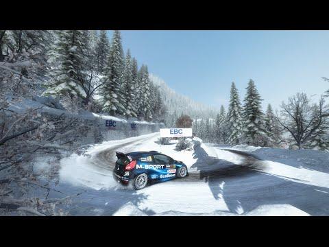 DiRT Rally – World Record Vallee Descendante – Fiesta WRC