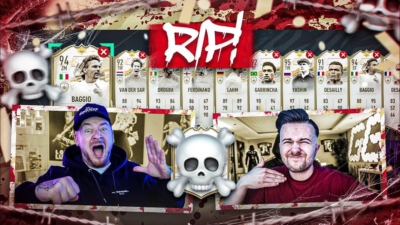 FIFA 21: ERSTES ICON DISCARD BATTLE KLINGELT DIREKT 😨 vs Gamerbrother