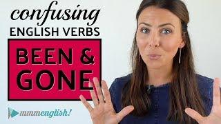 Verbos confusos en Inglés. ESTADO E IDO