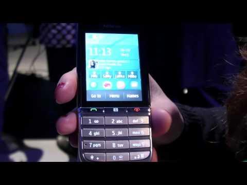 Nokia Asha 300, hands-on (EN)
