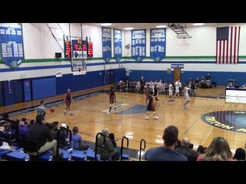 EdCC Men's hoops vs. Bellevue College - 2.7.18