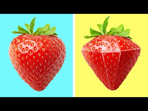 How To Slice Every Fruit || Fruit Carving Ideas