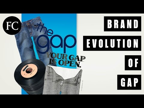 See The History of GAP in 4 Minutes