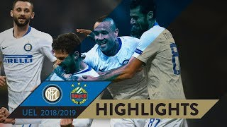 INTER 4-0 RAPID | HIGHLIGHTS | Round of 32 Second-Leg | 2018/19 UEFA Europa League