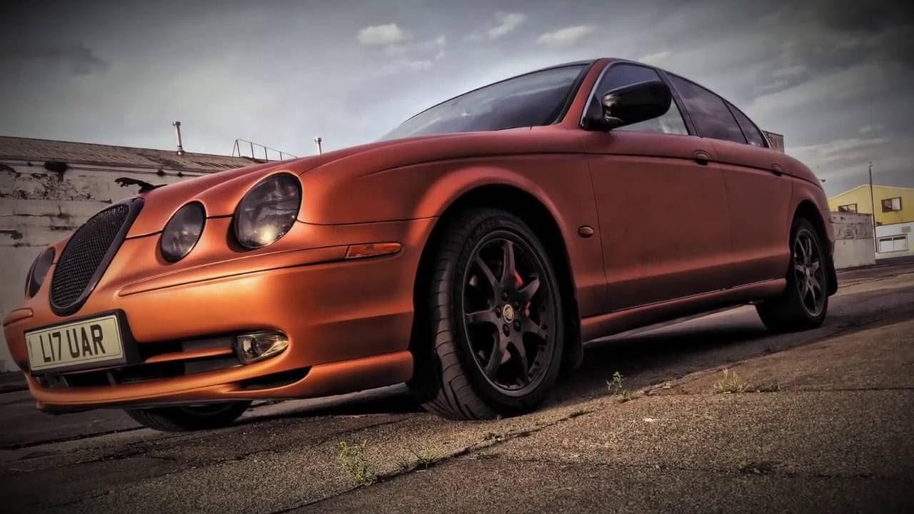 Jaguar S Type Wrap Doovi