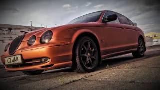 Jaguar S Type Wrap