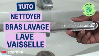 Nettoyer Bras Lavage Lave Vaisselle
