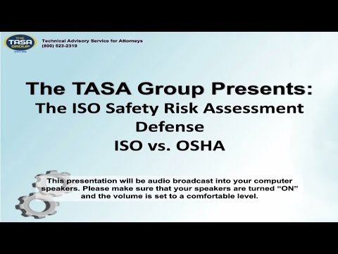 The ISO Safety Risk Assessment Defense