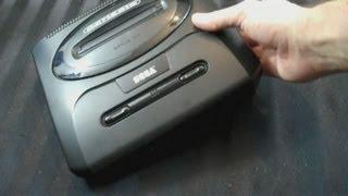 Gamerade - Cleaning and Restoring a Sega Genesis Model 2 - Adam Koralik