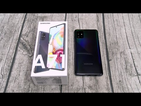 "Samsung Galaxy A71 ""Real Review"""