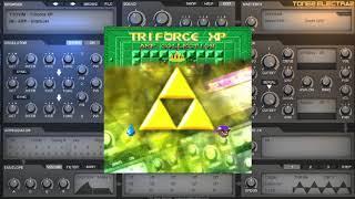Best ElectraX Presets Arp Collection Preview Triforce XP   Ocean Veau X Traptendo X Imperial Muzikk