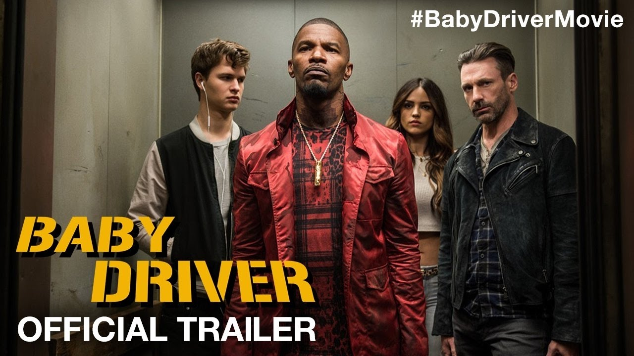 Baby Driver Official Trailer Hd Youtube