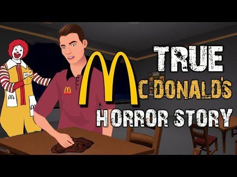 TRUE McDonald's Horror Story Animated (English)