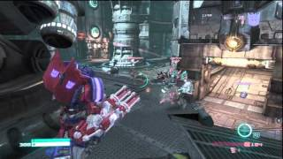 Scientist (26-1) - Transformers Fall Of Cybertron Multiplayer Gameplay