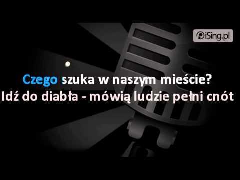 Dżem - Whisky (karaoke iSing.pl)