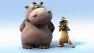 Hippo sings Punjabi!