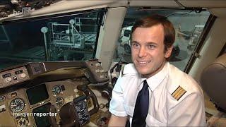 Andreas will Kapitän werden -
